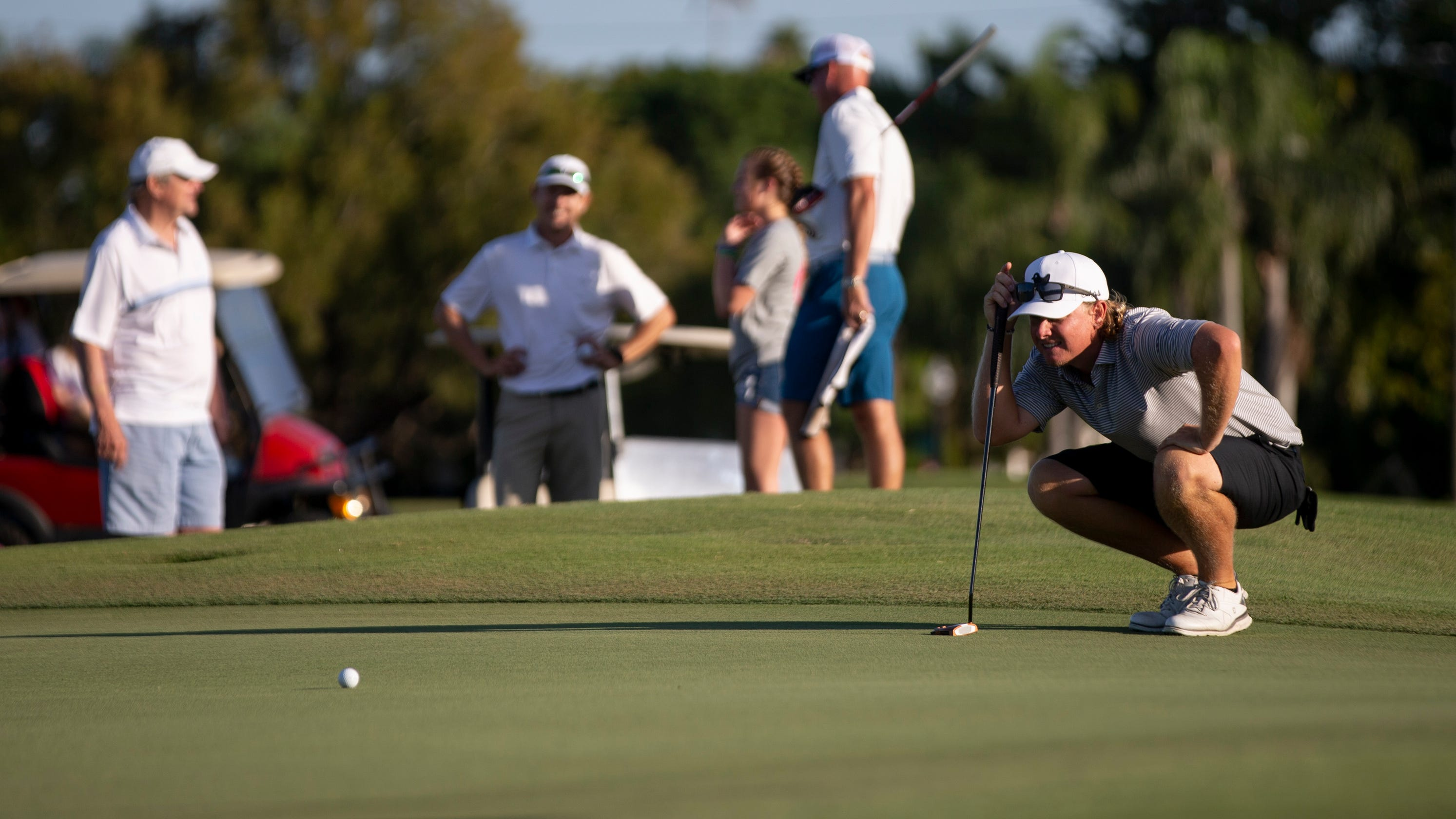 Southwest Florida golf: Cape Coral native, FGCU senior share medalist honors at Naples U.S. Open qualifier