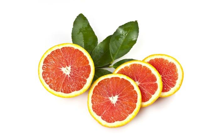 Cara Cara oranges.