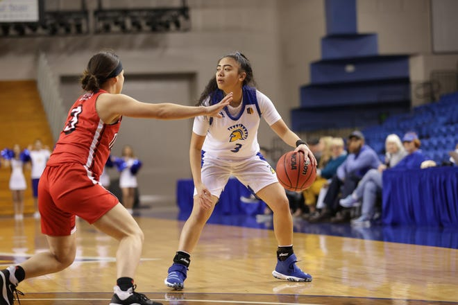 Guard Ayzhiana Basallo is transferring from San Jose State to Arizona State women's basketball. She was Mountain West Newcomer of the Year in 2019-20.