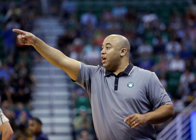 New Penn State men's basketball coach Micah Shrewsberry has landed the program's top-rated recruit in five years.