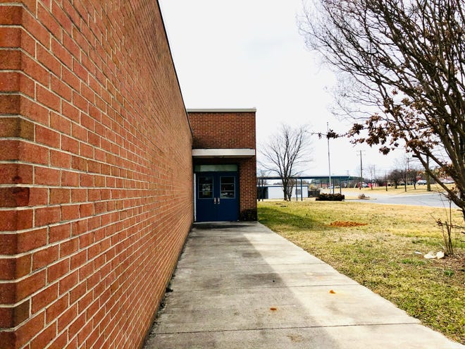 Ladd Elementary was part of Augusta County when it was built in 1965, but in the late 1980s the land the school is on was annexed by Waynesboro.