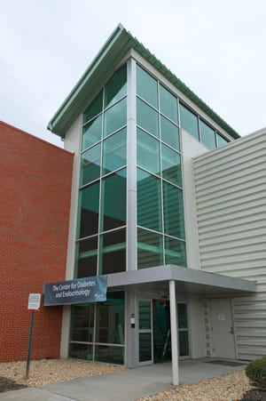 On Monday, March 15, 2021, Augusta Health opened its combined Center for Diabetes and Endocrinology in the back wing of the Fitness/Wellness Center on the Augusta Health campus in Fishersville, Virginia.