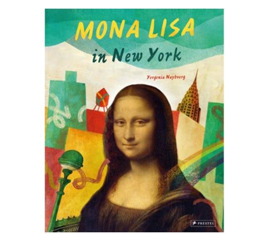 """Mona Lisa in New York"" by Yevgenia Nayberg"