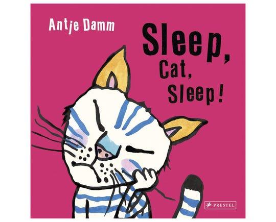 """Sleep, Cat, Sleep!"" by Antje Damm"