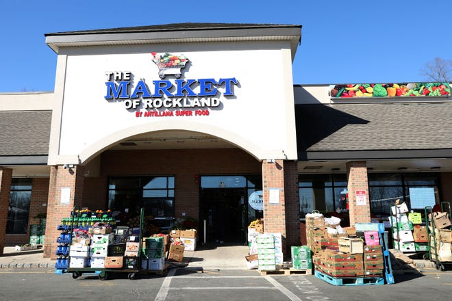 The Market of Rockland by Antillana Super Food, a new grocery store in West Haverstraw.
