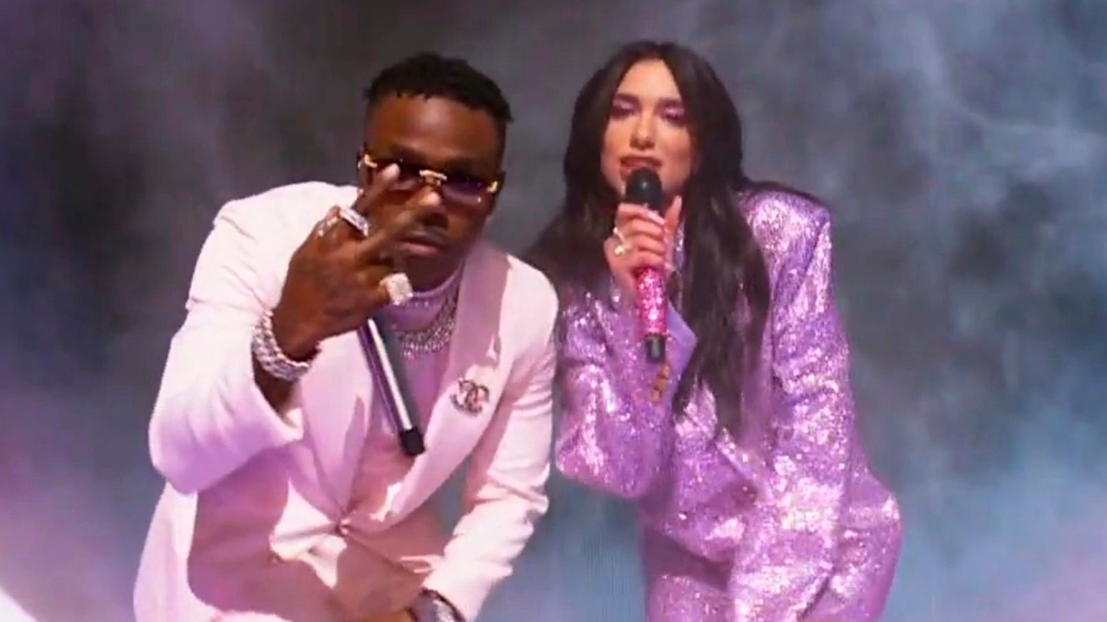 Dua Lipa 'surprised and horrified' at DaBaby's homophobic comments