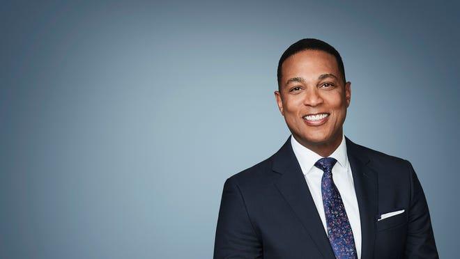 Author and CNN anchor, Don Lemon