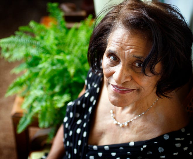 The late Bertha Sadler Means, an Austin civil rights leader, served as an Obama delegate to the Democratic National Convention in 2008.