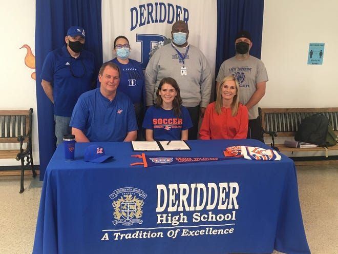 DHS Senior Allie Kyle will play college soccer at Louisiana College