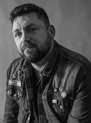 "Jesse Hubbard, author of ""Punk Rock & Cocktails"""