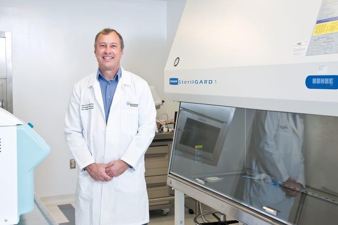Dr. Dean Lee at Nationwide Children's Hospital