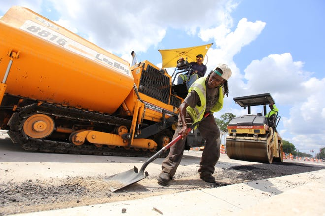 Transportation impact fees do go toward the construction or renovation of roads, but the writer thinks there are better ways to assess this tax.