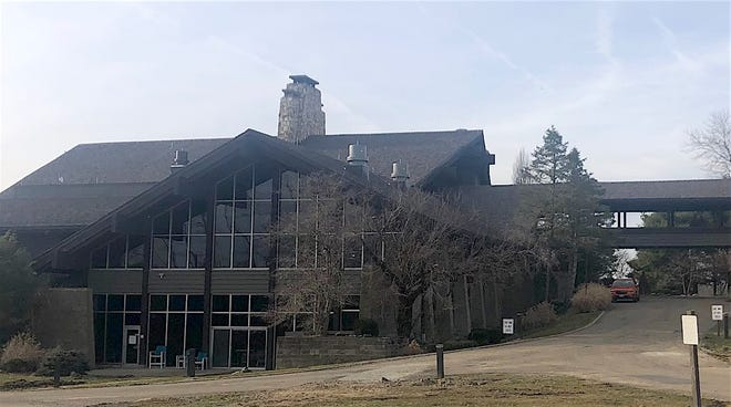 The lodge at Salt Fork State Park underwent a major renovation project in 2020 that included a new roof and safety improvements in each of the rooms.