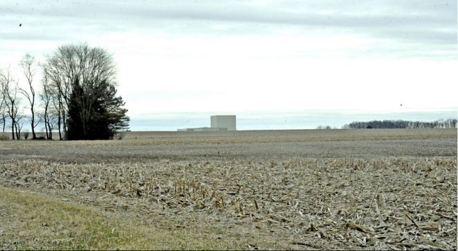 The city of Wooster annexed 134 acres it purchased last year to build a new industrial park.