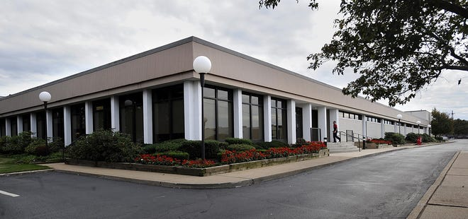 The offices of the Erie Times-News are shown in this 2009 file photo.