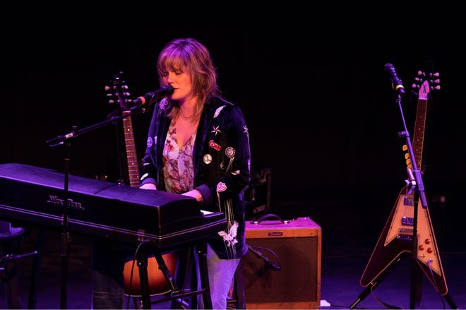 Grace Potter is one of the acts booked for socially distanced shows at the St. Augustine Amphitheatre.