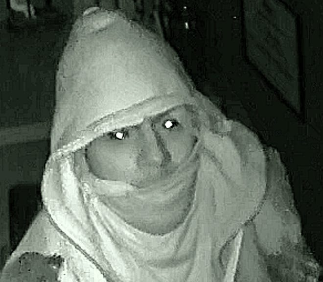 Suspects brokeinto La Manzana store at 3810 Chimney Rock Road in the early morning hours Friday.