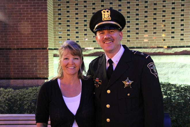 Daniel D. Terry has been selected as the town of Fletcher's next chief of police.