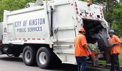 The City of Kinston Environmental Service Division will be closed for the holiday on Friday, April 2. The following collection schedule will apply for garbage, trash and recycling. On Thursday, April 1, collection will be made for both Thursday, April 1 and Friday, April 2 routes. If you have any questions or for more information, contact the City of Kinston Public Services at 252-939-3282.