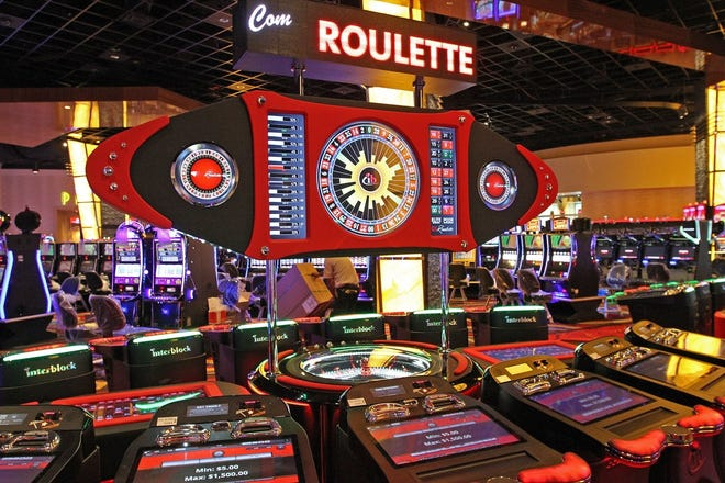 The slots parlor at Plainridge Park Casino generated $9.55 million in revenue from the $129.44 million put into its machines, down from $9.79 million in gaming revenue the month before.