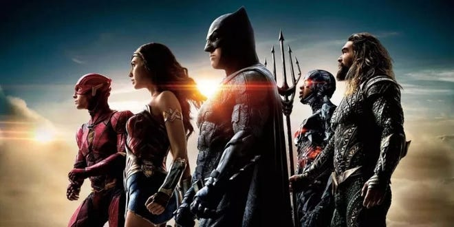 """Original director Zack Snyder has returned to complete and release his version of the """"Justice League"""" movie."""