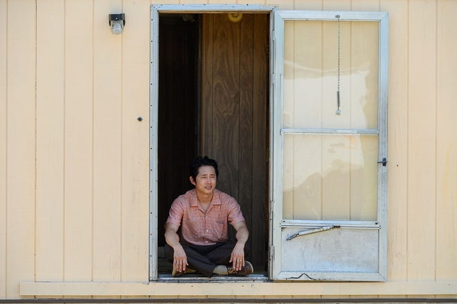 "Steven Yeun has been nominated for a Best Actor Oscar for ""Minari."" He is the first Asian American performer to ever be nominated for a Best Actor Academy Awards."