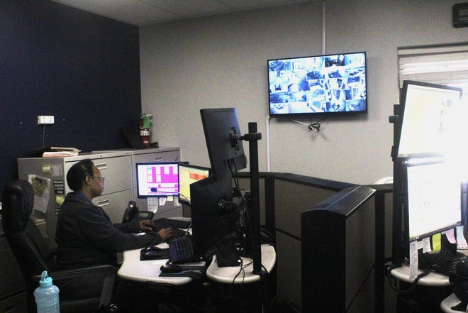 The Van Buren 911 dispatch center will be consolidated with two others in the county into one center at the Crawford County Sherriff's Department.