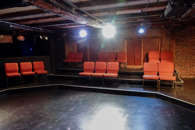 An empty Players' Ring theater hopes to open in September.
