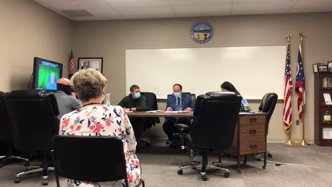 The Stark County Board of Elections voted in March to initiate legal action against the Stark County commissioners on Dominion voting machines.