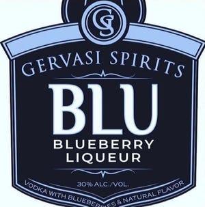 Gervasi Vineyard and Blossom Creek Farm have partnered to create a seasonal blueberry liqueur.