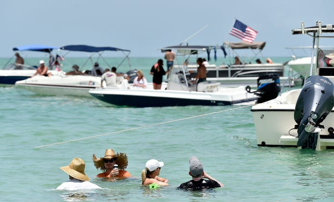 """The busiest boating time of the year is fast upon us. The FWC is proposing a """"Spring Aboard"""" campaign, urging all boaters to take a safe boating course."""