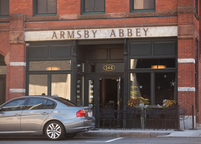 Armsby Abbey is scheduled to reopen in April.