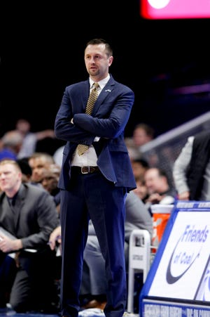 Former Holy Cross assistant coach Dan Engelstad has Mount St. Mary's in the NCAA Tournament.