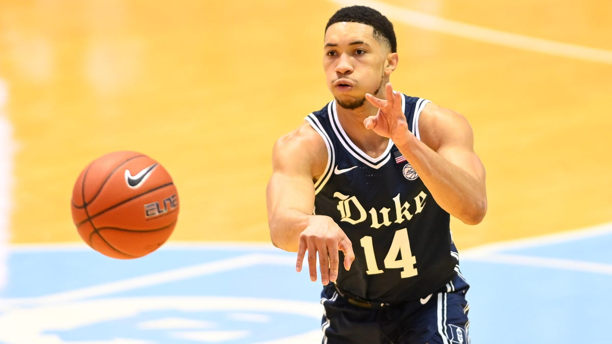 Former Duke guard Jordan Goldwire narrows college choices to six schools