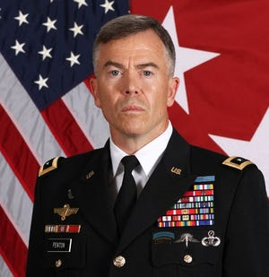 Lt. Gen. Bryan P. Fenton has been named as commander for the Joint Special Operations Command.