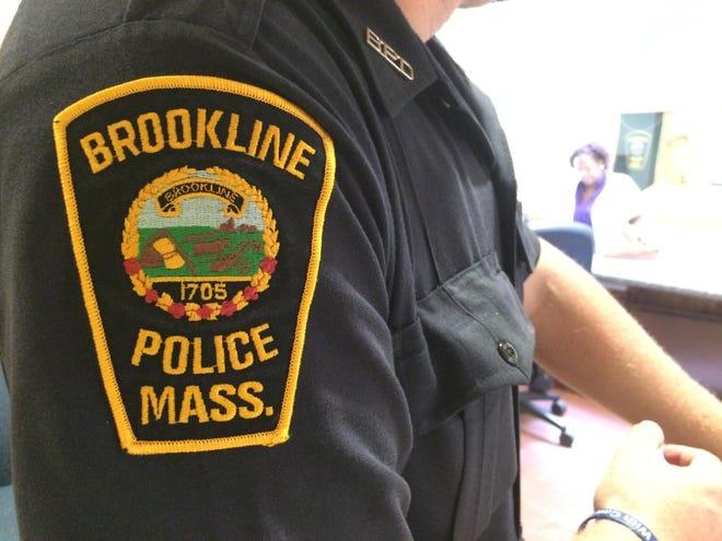 Brookline Police.