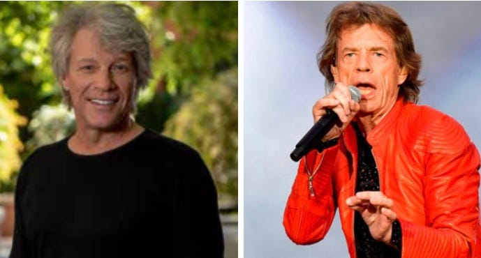 Bon Jovi learned lessons from Mick Jagger and Rolling Stones, wants a Richie Sambora class