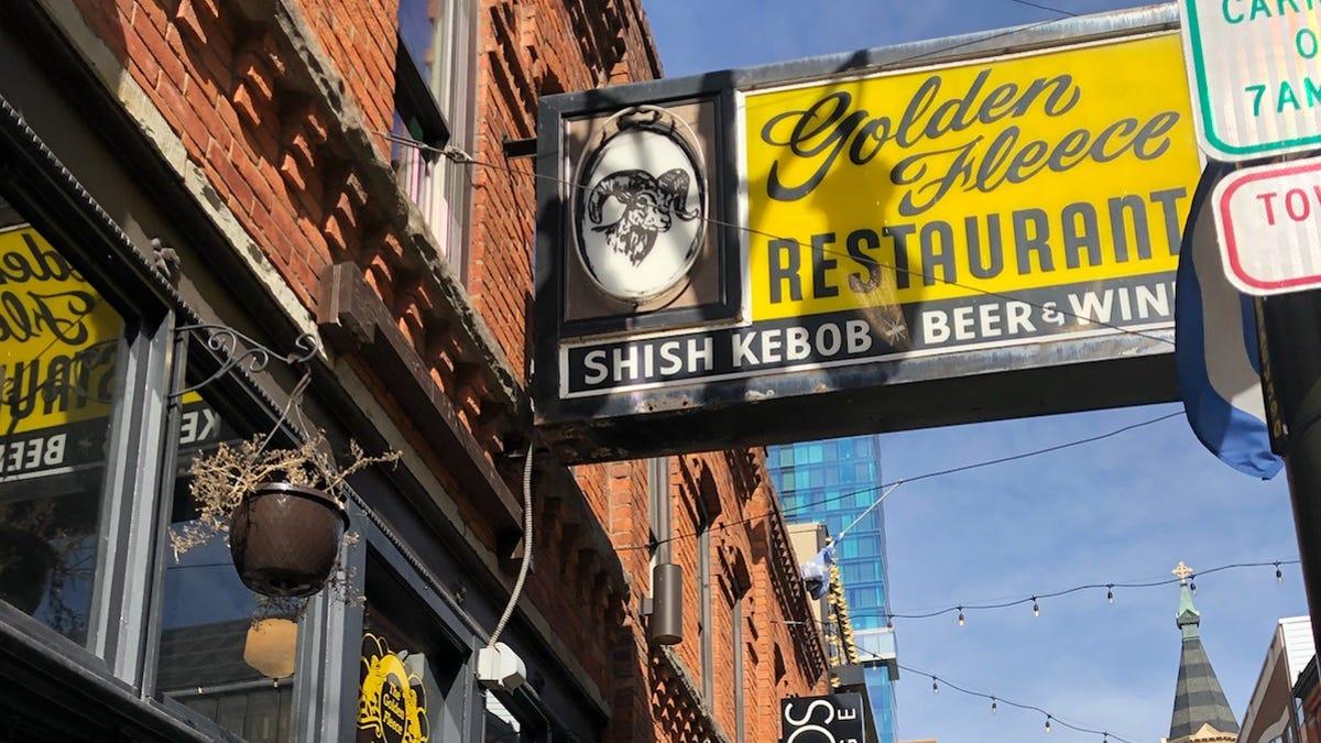 Longstanding Golden Fleece restaurant has a new look, plus more changes in Greektown 2