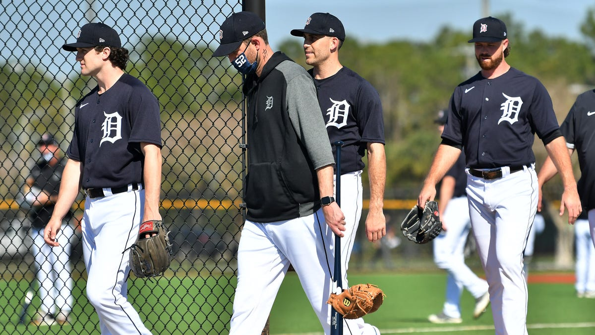 Henning: New-look Tigers springing forward amid lingering COVID specter 2