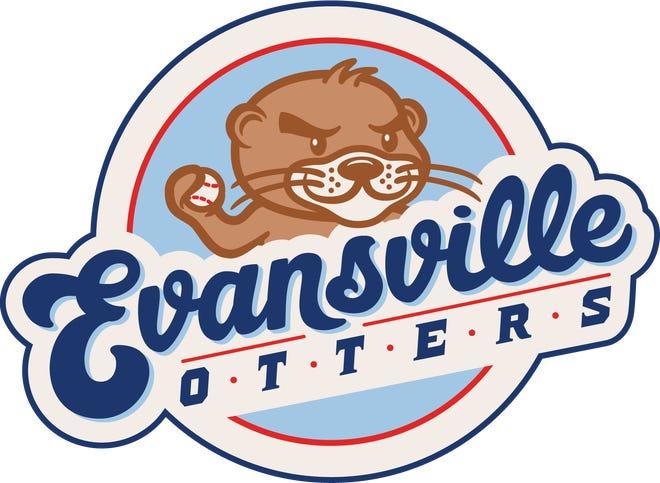 New Evansville Otters logo