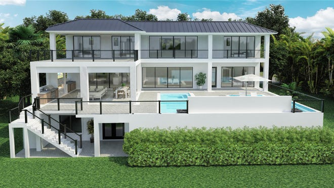 Theory Design announced it is finalizing the interior design for Seagate Development Group's furnished Beacon model to be built at Hill Tide Estates, a 9.98-acre gated enclave located on the southern tip of Boca Grande.