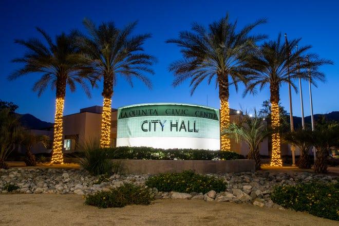 La Quinta City Hall is located on Calle Tampico in La Quinta on March 5, 2021.