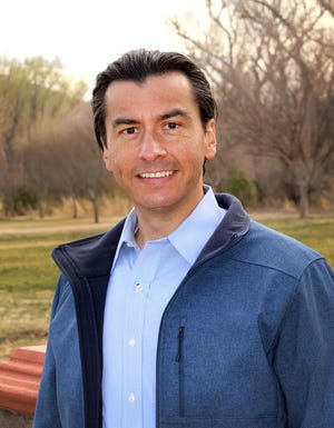 Marco López, 42, is the first Democrat to announce his candidacy in the 2022 race for governor.