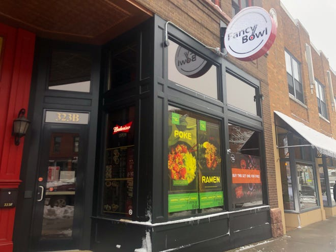 Poke Picks reopened as Fancy Bowl Tuesday, March 16, 2021.
