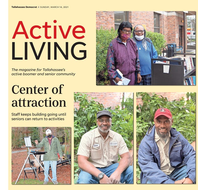 The March 14 2021 issue of Active Living