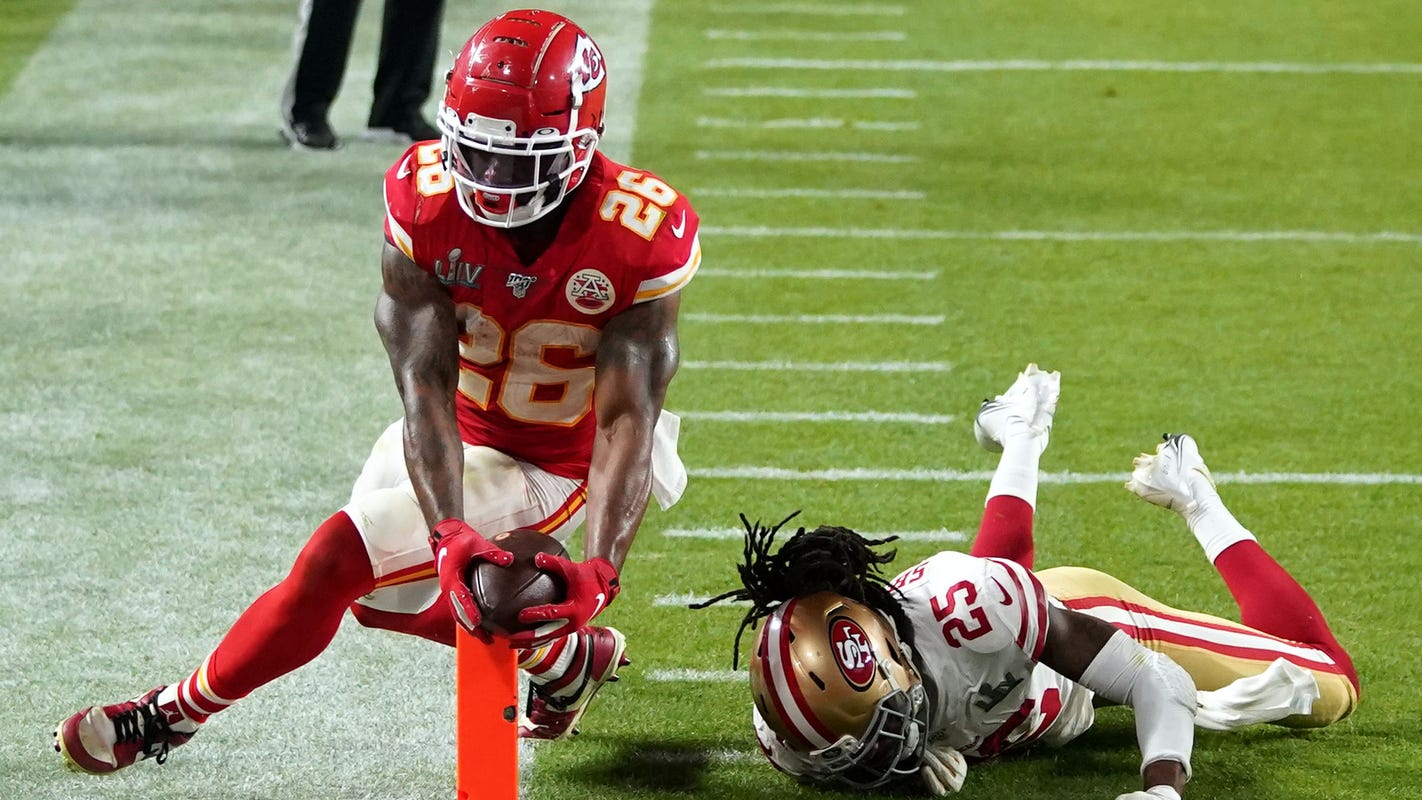 Kansas City Chiefs release Super Bowl 54 hero Damien Williams a year after he opted out due to COVID-19