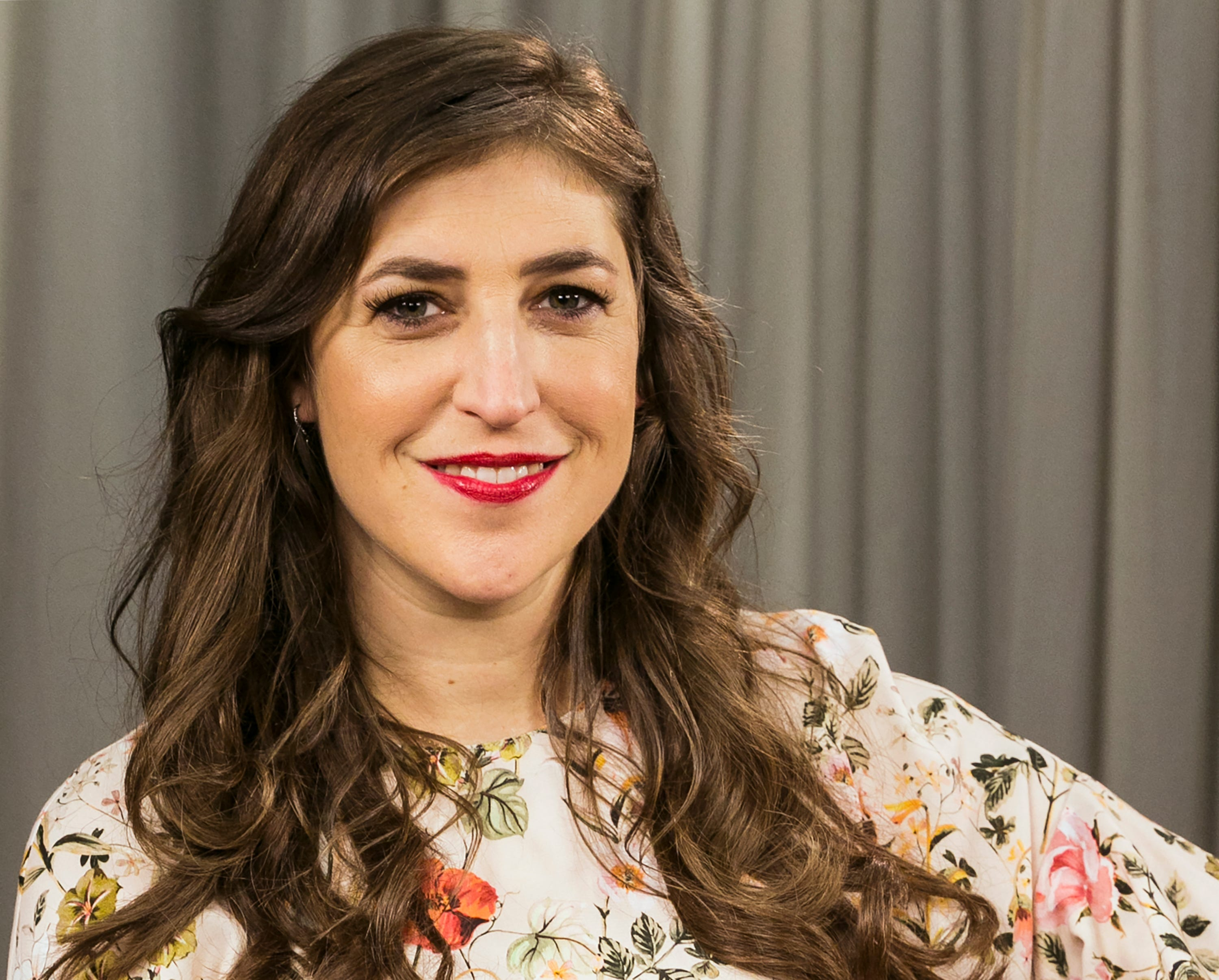 Mayim Bialik says she's recovering from an eating disorder
