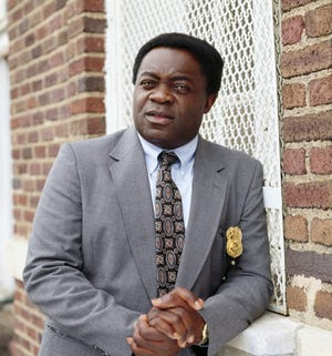 Yaphet Kotto as Lt. Al Giardello on the NBC television series 'Homicide: Life On The Street.'