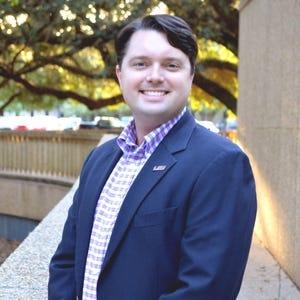 Jonathan Sanders, LSU Director of Student Advocacy and Accountability