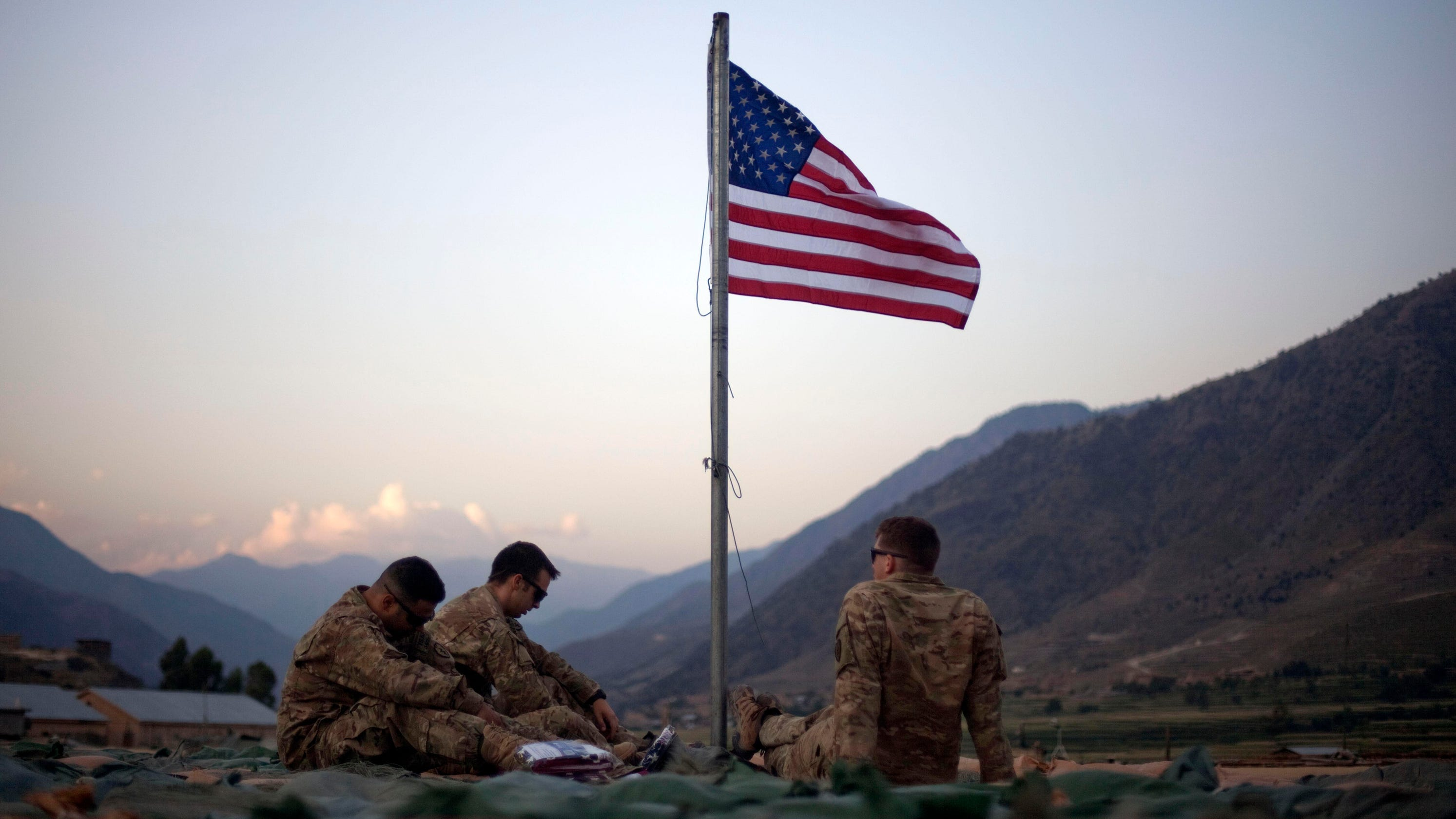 OnPolitics: The war in Afghanistan will come to an end